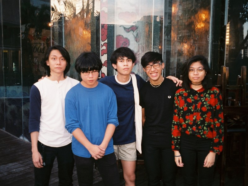 Glad to be sad: Subsonic Eye are out to change Singapore's career-centric mindset with their brand of ethereal, dreamy pop. Photo: Official band picture