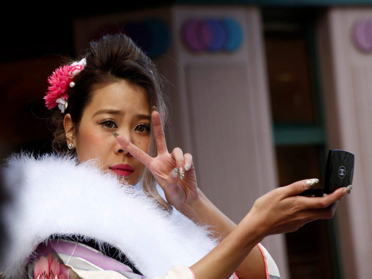 Traveling in Japan just got easier. Photo: Reuters/Kim Kyung-Hoon
