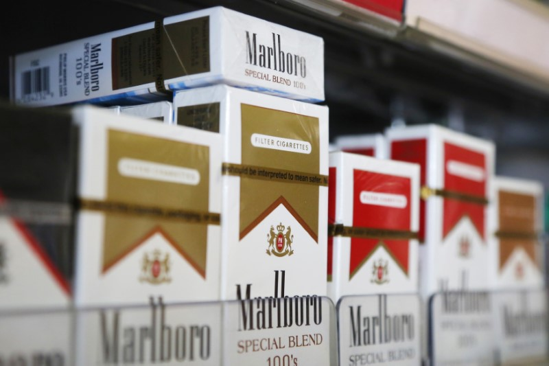 Marlboro cigarettes are among the brands Philip Morris promotes in India. Photo: Reuters/Brian Snyder