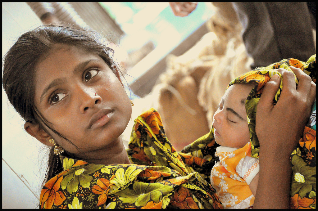Bangladesh has one of the highest rates of child marriage in the world. Photo: Flickr