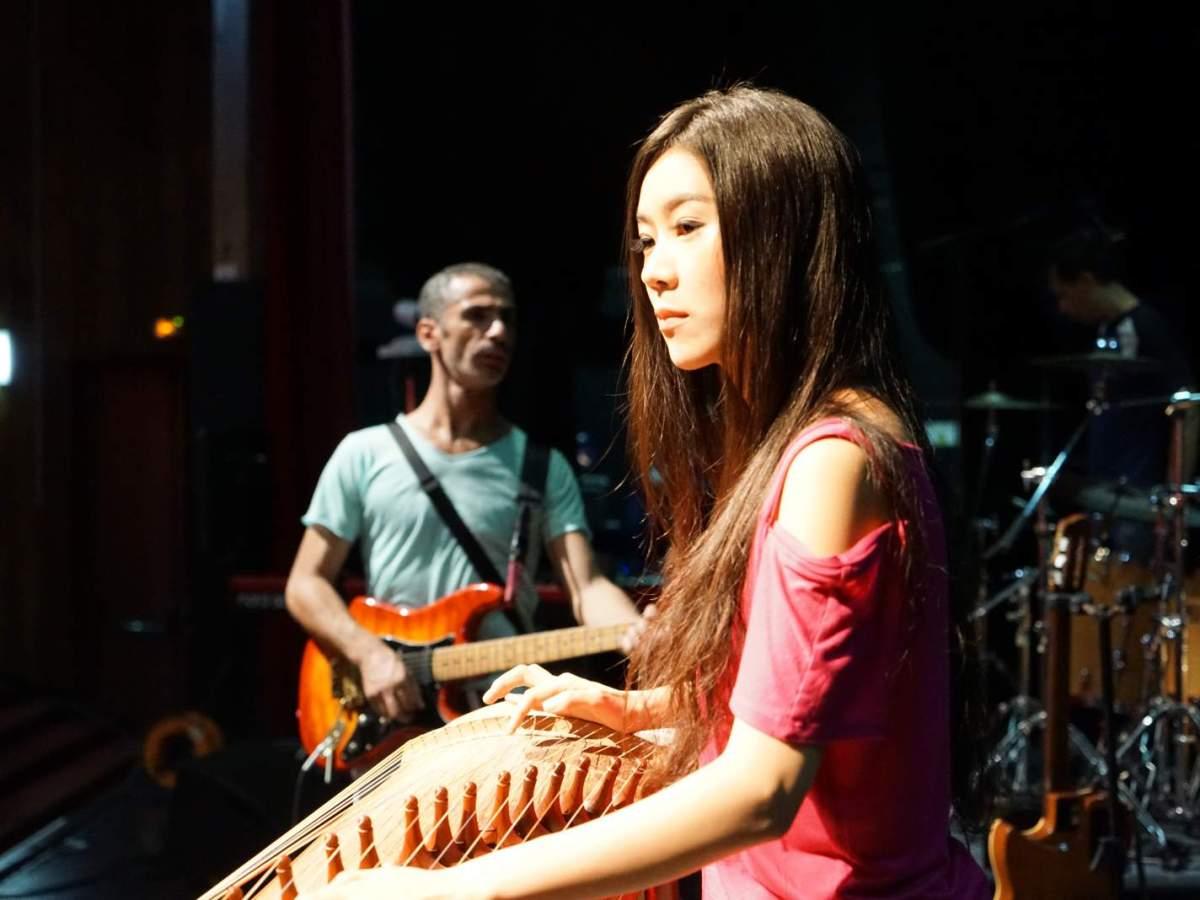 Luna Lee. Photo: Lunaxmusic
