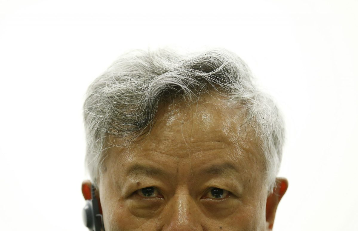 Ready or not, here we come: AIIB's Jin Liqun says US welcome to join as Washington looks increasingly isolated in opposing the lender. Photo: Reuters