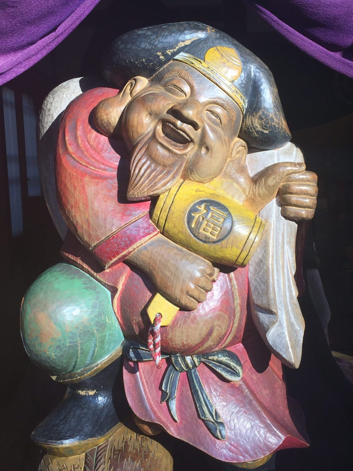 Daikokuten is a household Buddhist deity in Japan associated with prosperity. Photo/Asia Times.