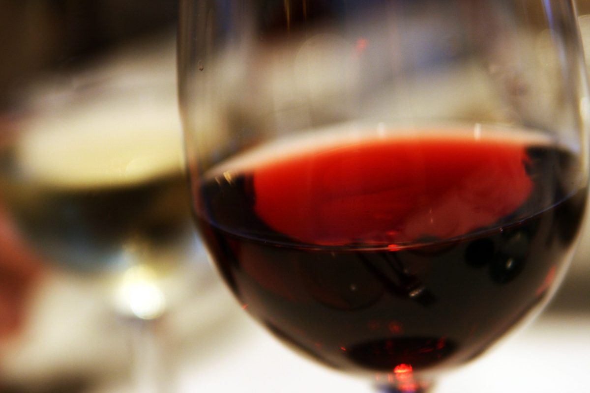 Red wine is popular, but can be fake. Photo: Wikimedia Commons