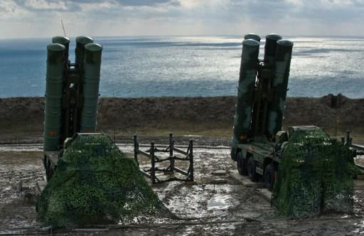 The flexible and fast S-400 missile system. Photo: Sergey Malgavko/Sputnik