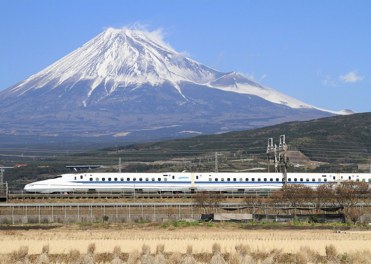 Japan's Mount Fuji last erupted in 1708. Photo: Wikipedia Commons
