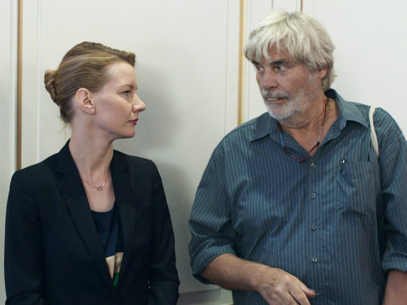 Sandra Hüller and Peter Simonischek in Toni Erdmann. Photo: Komplizen Film/ IFFAM