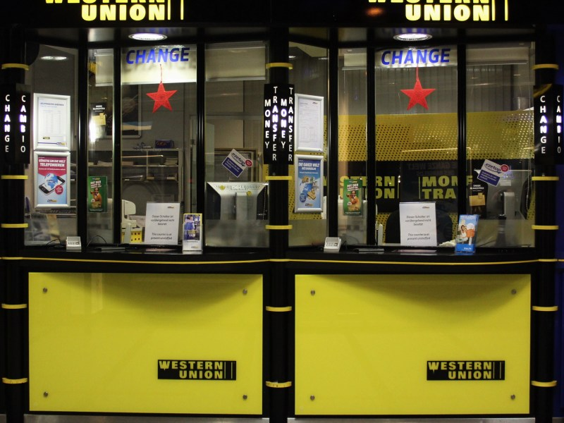Western Union has agreed a settlement over its illegal wire fraud activities. Photo: Wikimedia Commons
