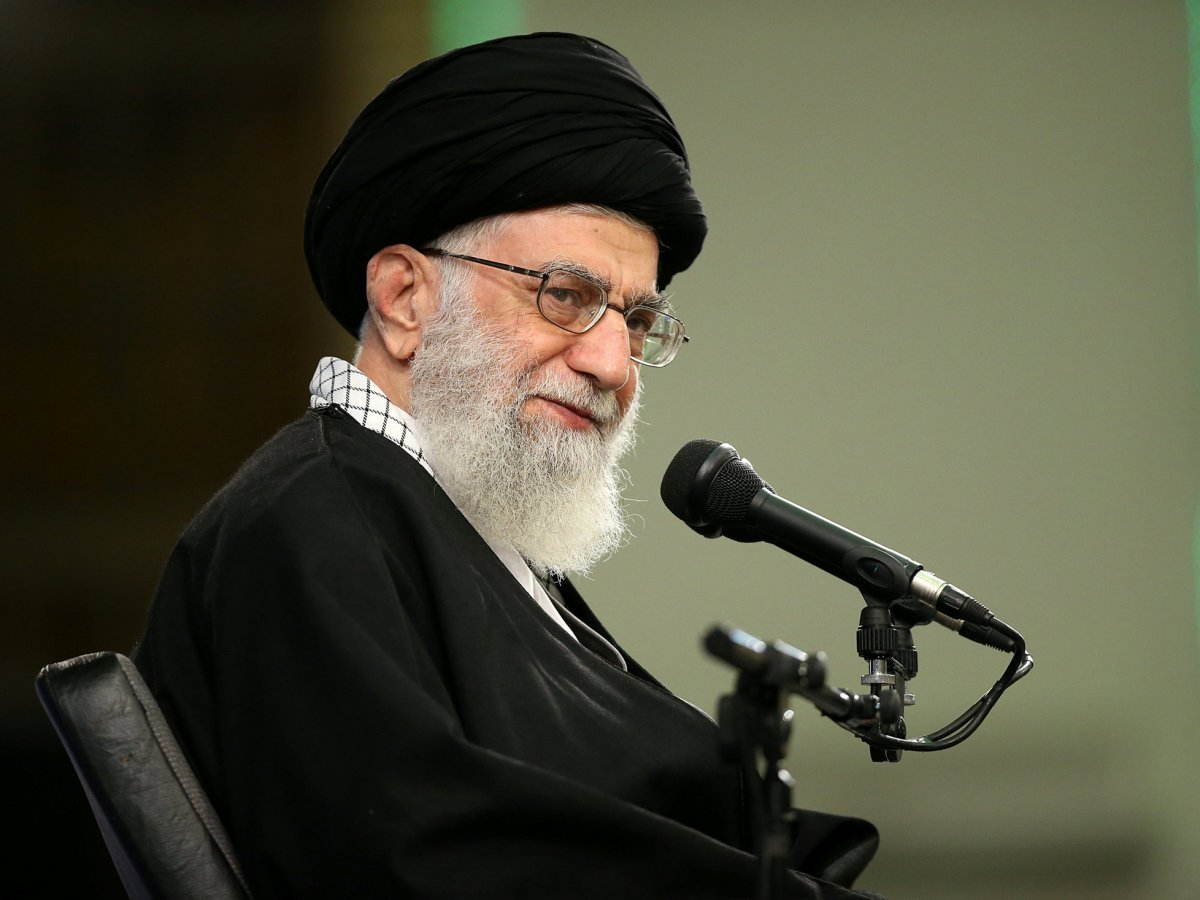 Iran's Supreme Leader Ayatollah Ali Khamenei made a key appointment on Sunday. Photo: Handout via Reutersdelivers a speech in a meeting with military commanders in Tehran, Iran, February 7, 2017. Leader.ir/Handout via REUTERS