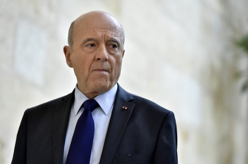Alain Juppe said he won't run for French presidency. Photo: AFP, Georges Gobet