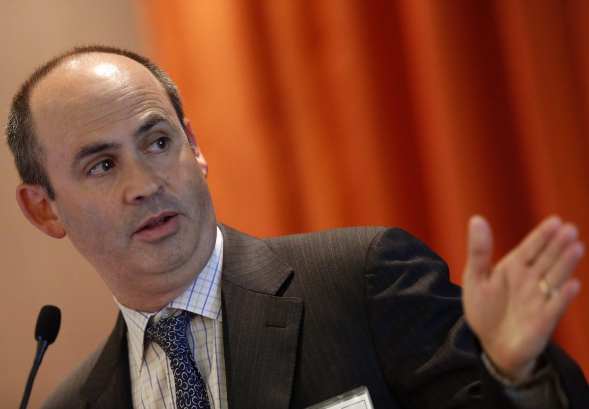 Jeffrey Solomon, CEO of Cowen and Company. Photo: Reuters, Brendan McDermid
