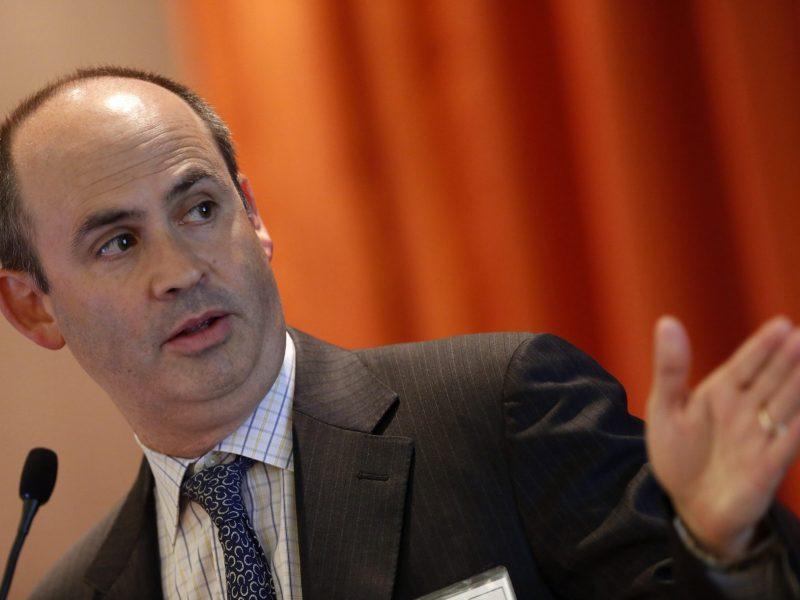 Jeffrey Solomon, CEO of Cowen and Company. Photo: Reuters, Brendan McDermid