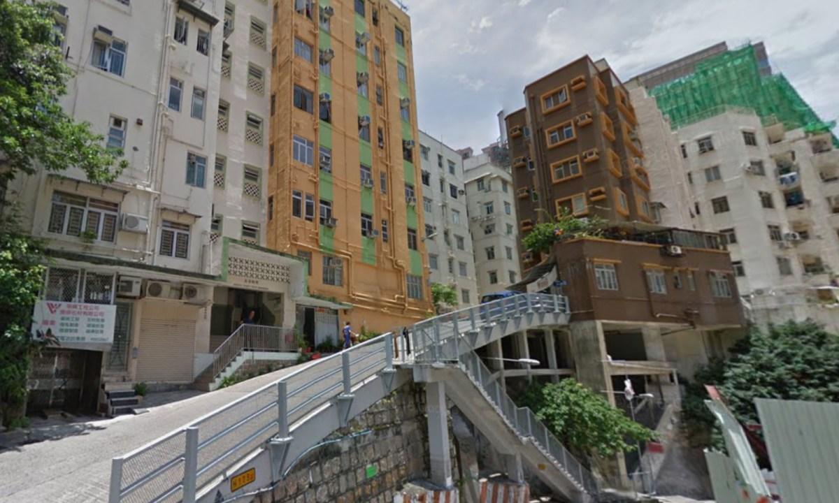 Kai Yuen Street, North Point, Hong Kong Island Photo: Google Map