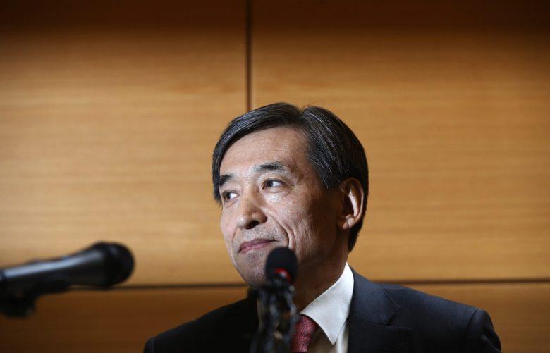 Lee Ju-yeol, governor of the South Korean central bank. Photo: Reuters / Kim Hong-Ji
