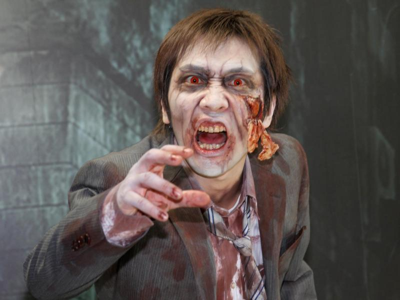 Zombie companies will be eradicated. Photo: Wikimedia Commons