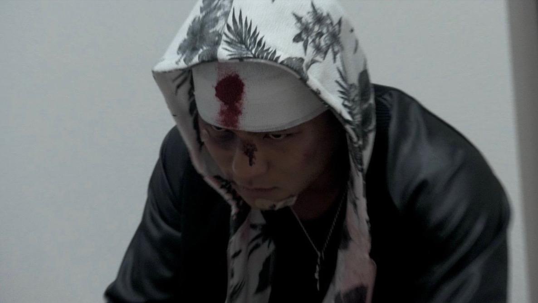 A scene from TERRORIST, a film from last year's festival grand prix winner, Yuki Kobayashi. Photo: Yubari Fanta