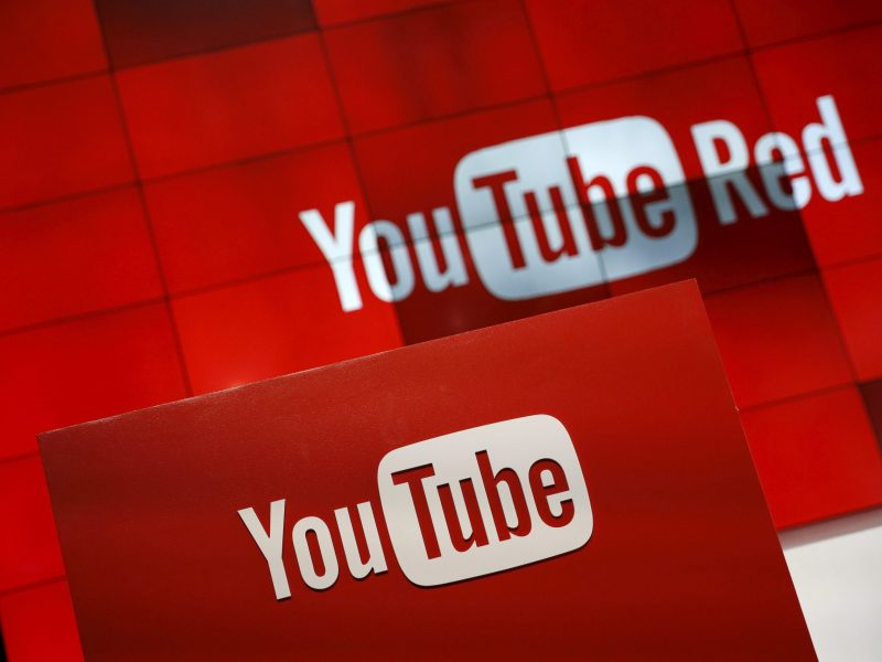 Google-owned video-sharing site YouTube is under rising censorship pressure in communist Vietnam. Photo: Reuters /Lucy Nicholson
