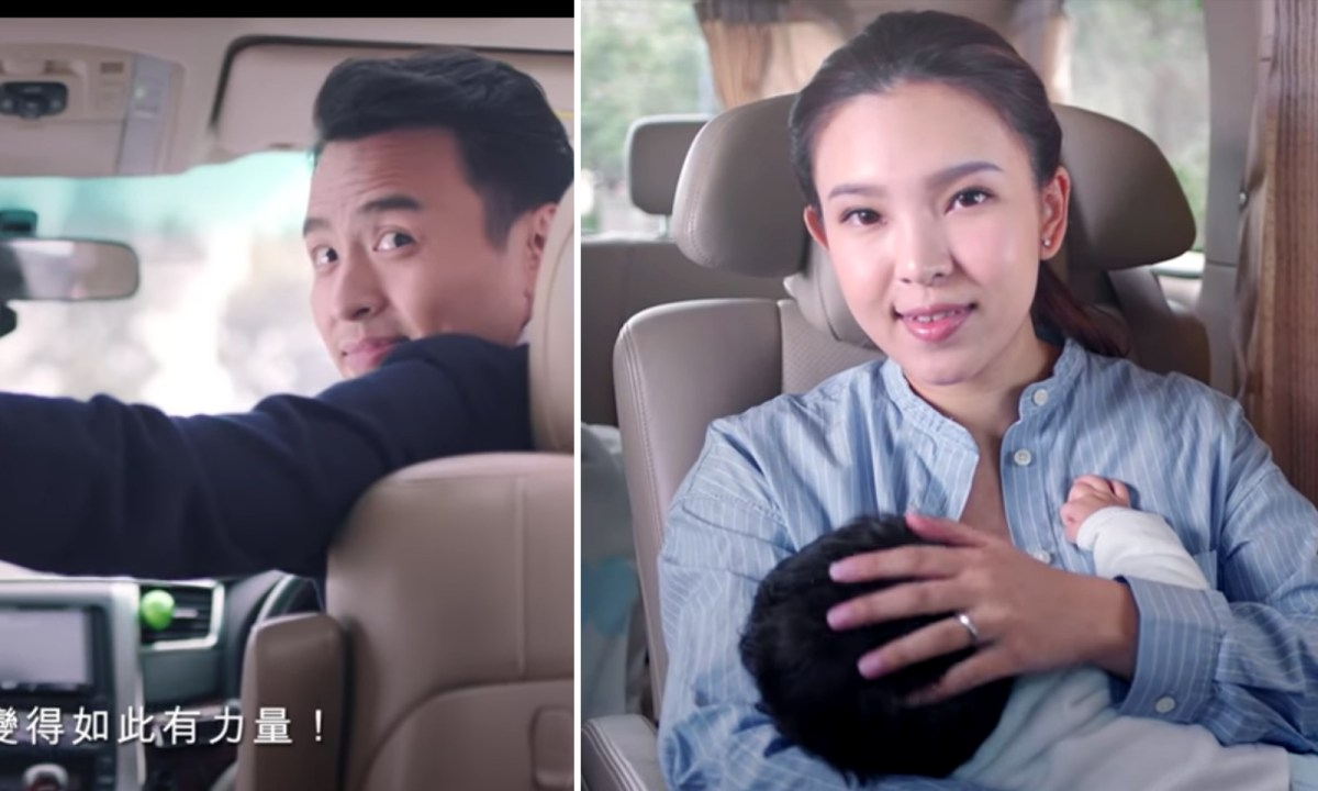 Wyeth Nutrition Hong Kong's promotional video about breastfeeding has proved controversial. Photo: Wyeth Nutrition Hong Kong