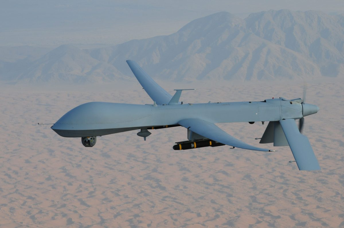 The MQ1 Predator drone