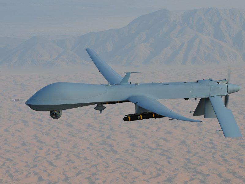 The MQ1 Predator drone