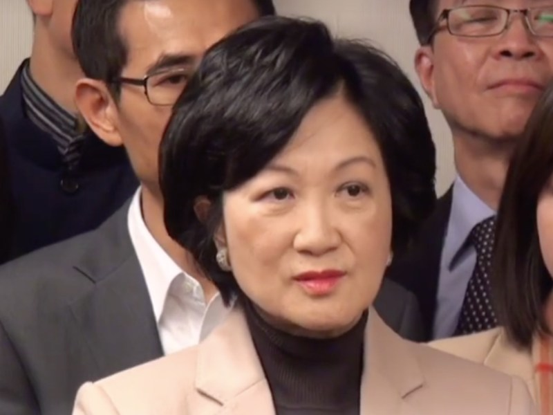 Lawmaker Regina Ip Lau Suk-yee Photo: Facebook / Regina Ip