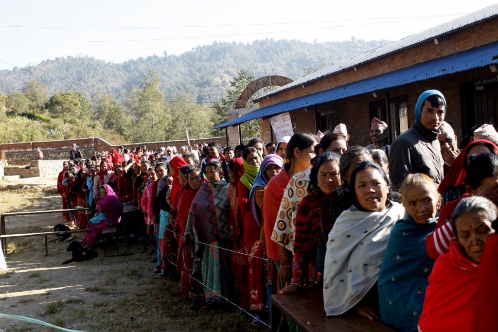 Nepal will hold local elections for the first time in 20 years. Photo: Wikimedia Commons