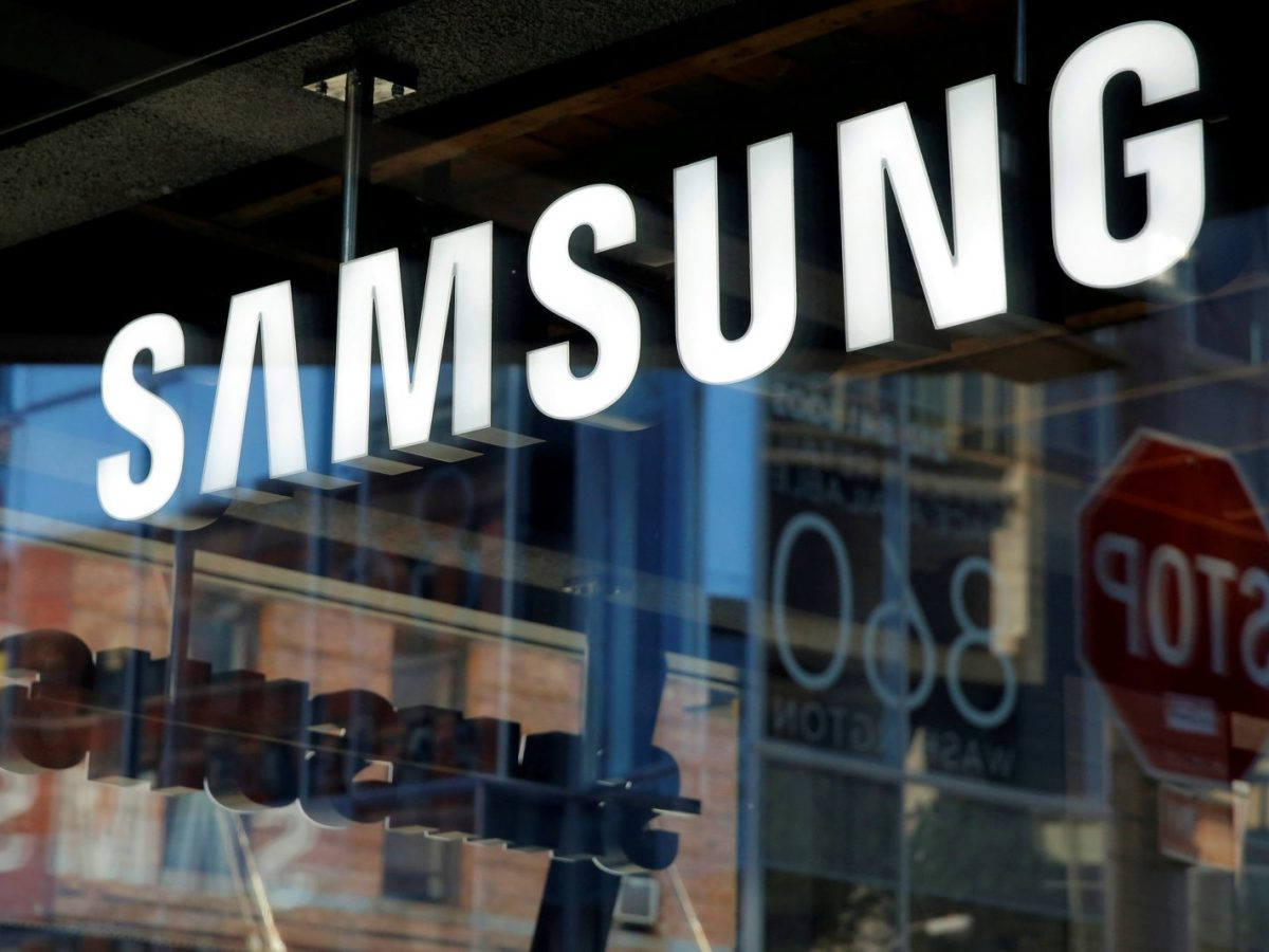Samsung has dismissed reports about a crypto function in its new Galaxy phones as 'rumour and speculation'. Photo: Reuters