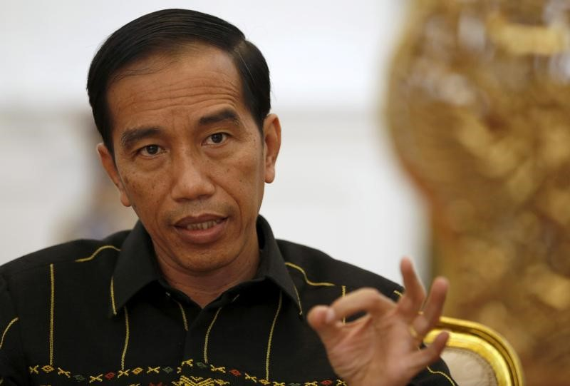 The plant expansion is part of the infrastructure-centered economic development policy being pushed by the administration of President Joko Widodo. Photo: Reuters/Darren Whiteside