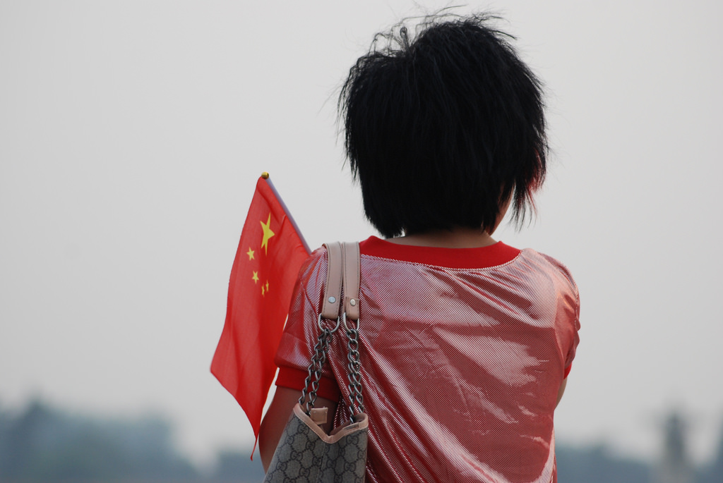 Women are poorly represented in the upper echelons of China's central government. Photo: Flickr