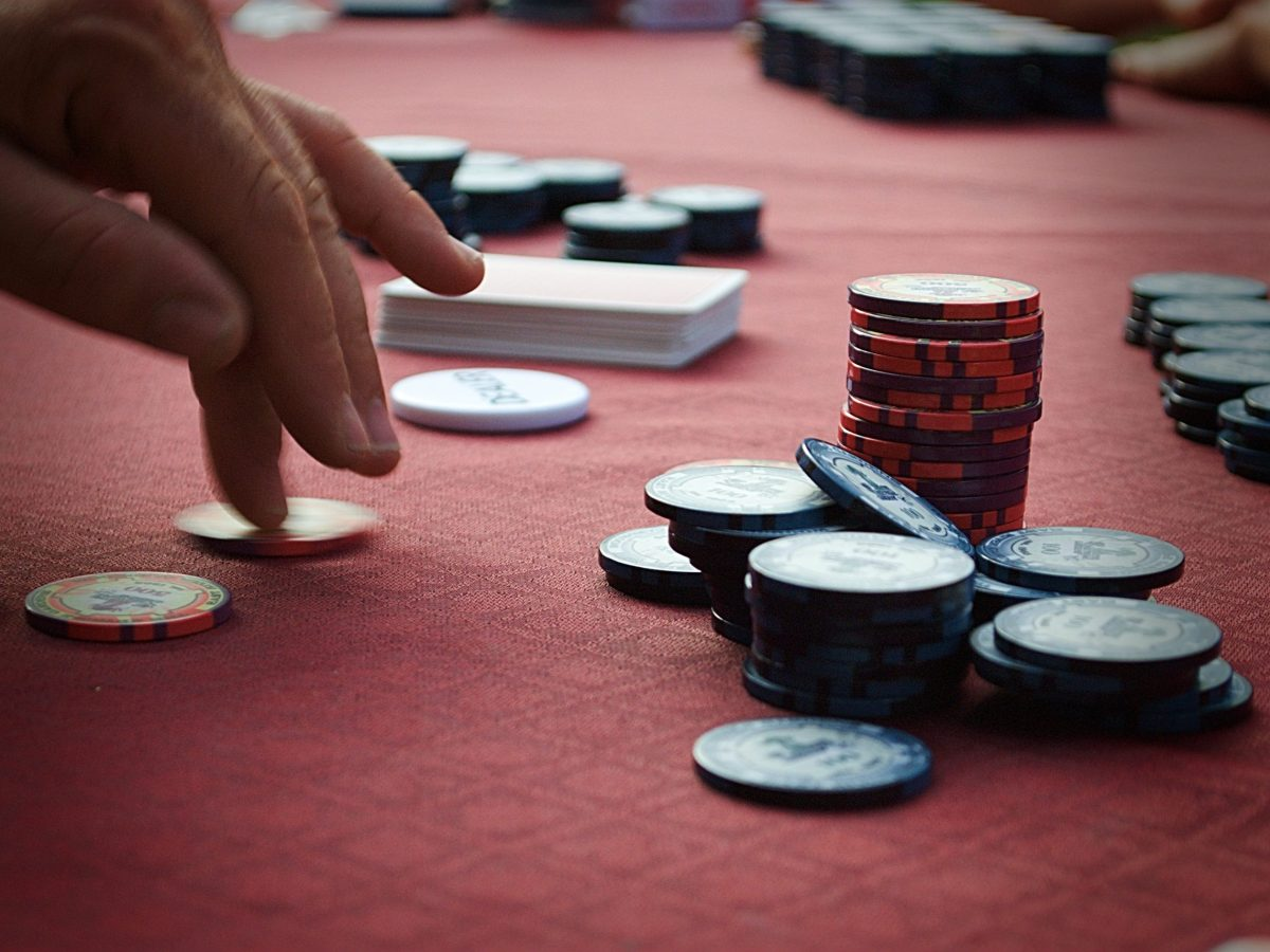 All bets are on. Photo: Lionel Roubeyrie/ Flickr