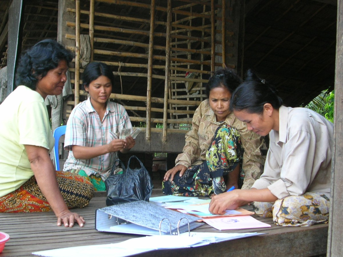 The promise of microfinancing alleviating poverty is being broken in Cambodia. Photo: Wikimedia Commons