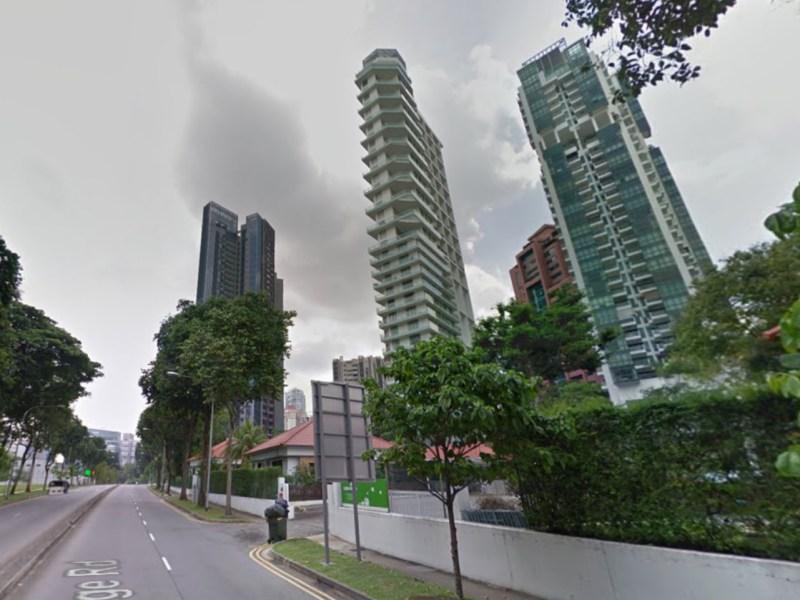 Grange Road, Singapore Photo: Google Map