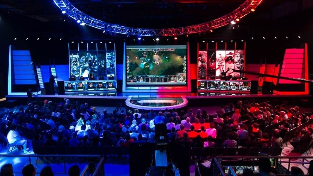 A League of Legends tournament in Taiwan. Photo: Wikimedia Commons