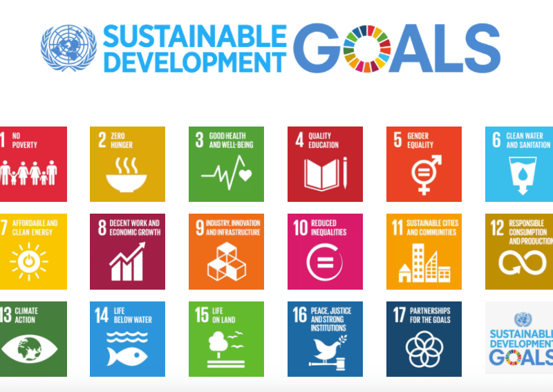 The 17 Sustainable Development Goals (SDGs) of the 2030 Agenda for Sustainable Development — adopted by world leaders in September 2015 at an historic UN Summit. It officially came into force on January 1, 2016. Picture: The United Nations