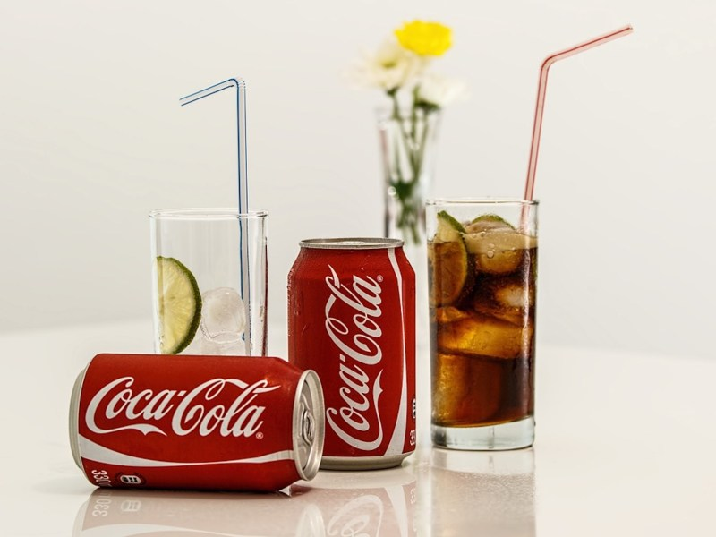 Coca-cola. Photo: Stevepb/ CC0