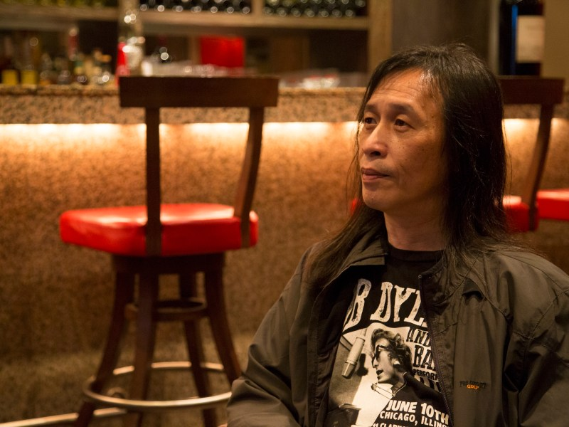 Director Herman Yau new movie, The Sleep Curse, deals with revenge and gender. Photo: Chau Man Kit/Asia Times