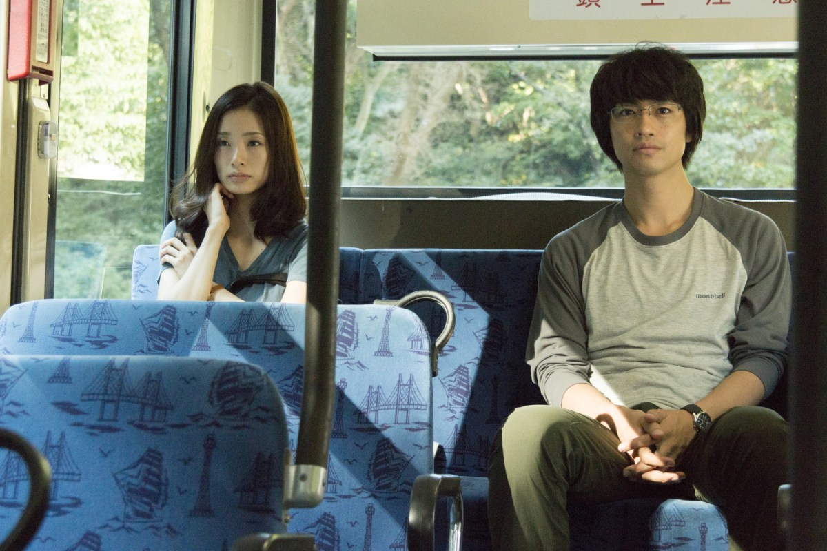 Perfect match? Takumi Saito and Aya Ueto in Hirugao: Love Affairs in the Afternoon. Photo: FEFF