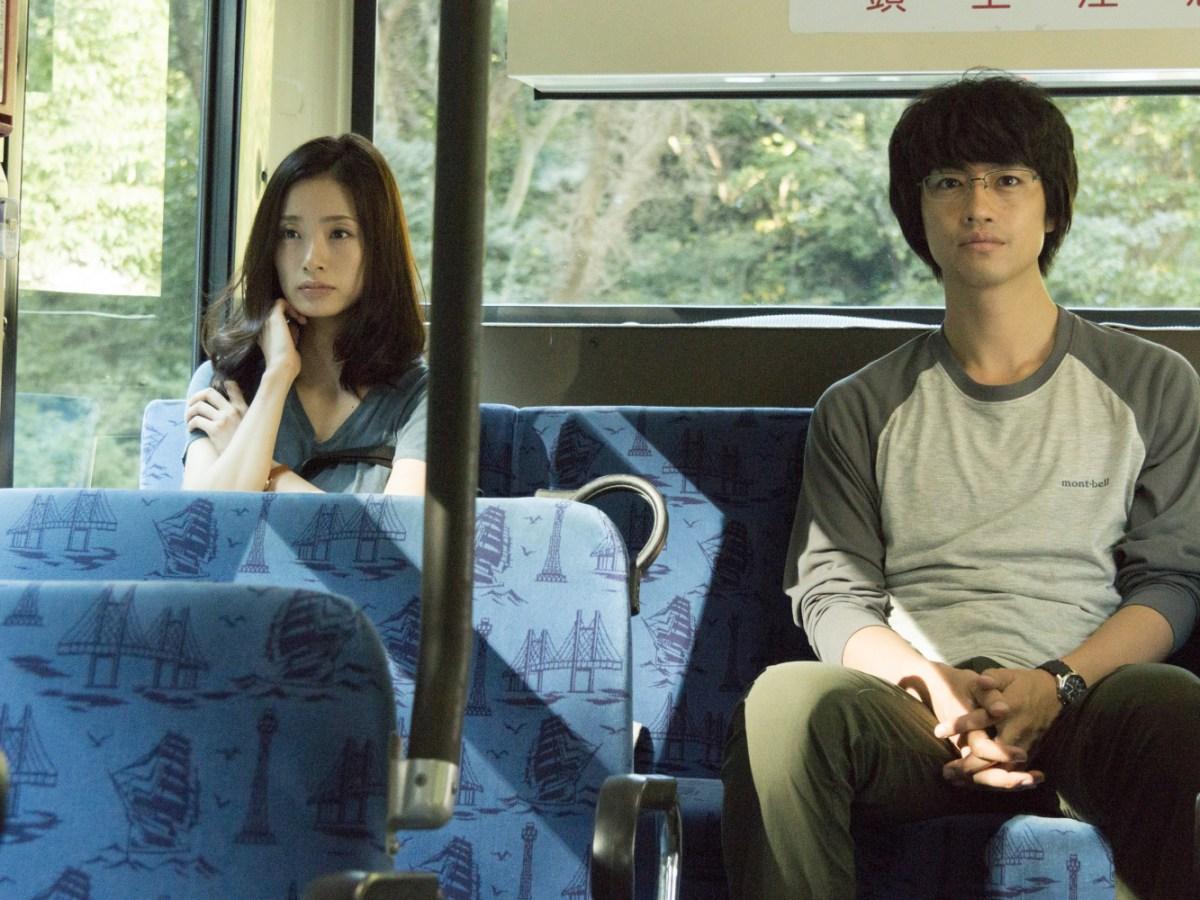 Perfect match? Takumi Saito and Aya Ueto in Hirugao: Love Affairs in the Afternoon. Photo: FEFF