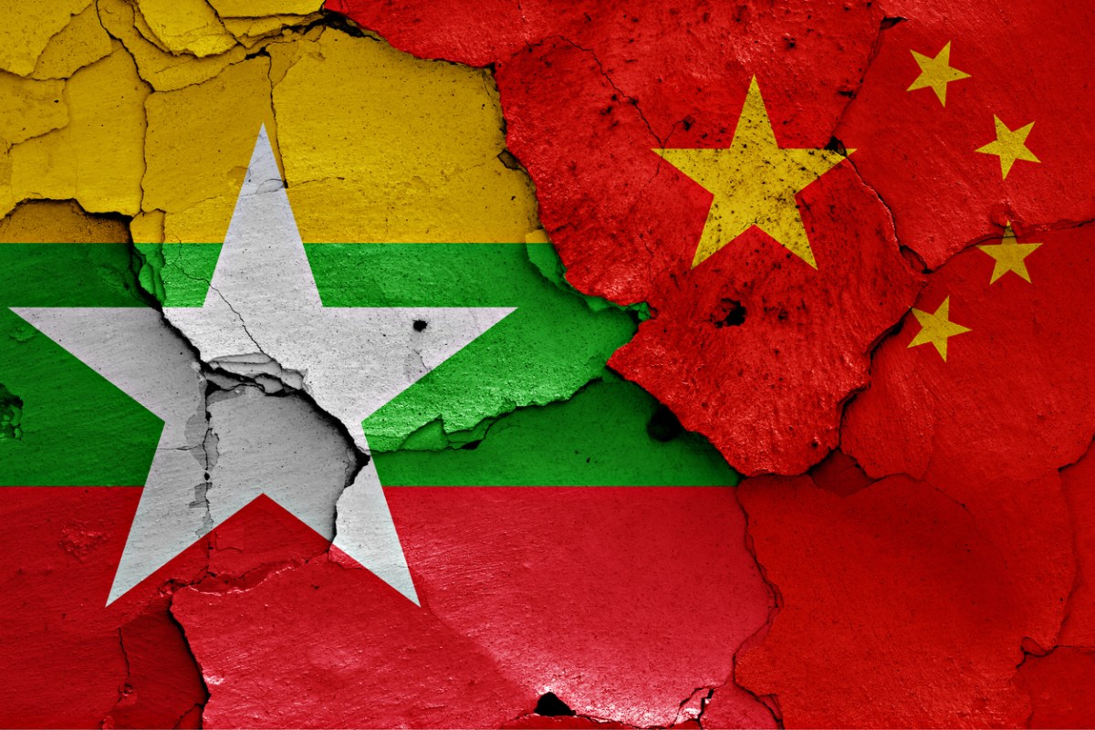 Myanmar and China share a long and often troubled border. Photo: iStock/Getty images