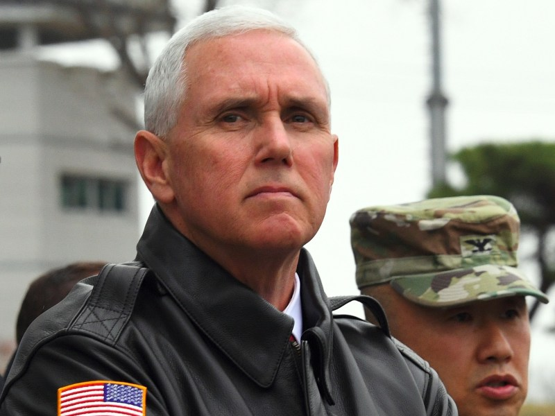 US Vice President Mike Pence is in Jakarta this week in the first visit to Indonesia and the region by a top member of the Trump administration. Asean leaders hope the visit will help clarify the US relationship with Southeast Asia. Photo: AFP
