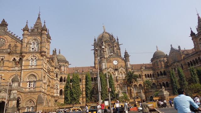 Chhatrapati Shivaji Terminus in Mumbai. Photo: Flickr