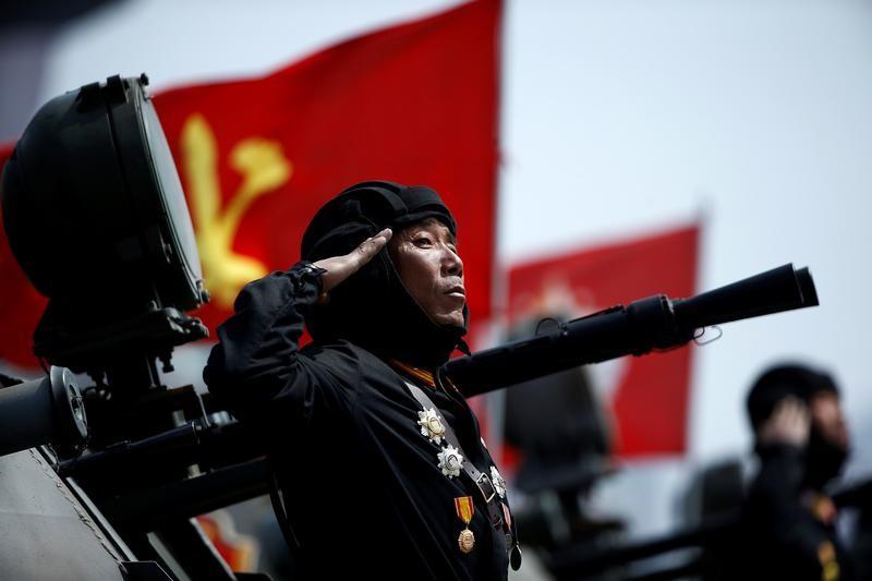 Investors have grown comfortable with periodic increase in tensions between the two Koreas. Photo: Reuters, Damir Sagolj