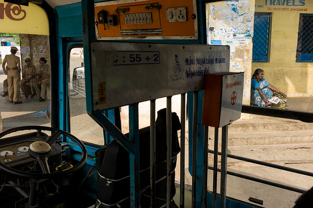 Bus service in Tamil Nadu has been disrupted by an indefinite strike. Photo: iStock