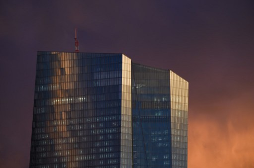 The headquarters of the European Central Bank (ECB) in Frankfurt. The twilight of QE is finally upon us. Photo: dpa / Arne Depart