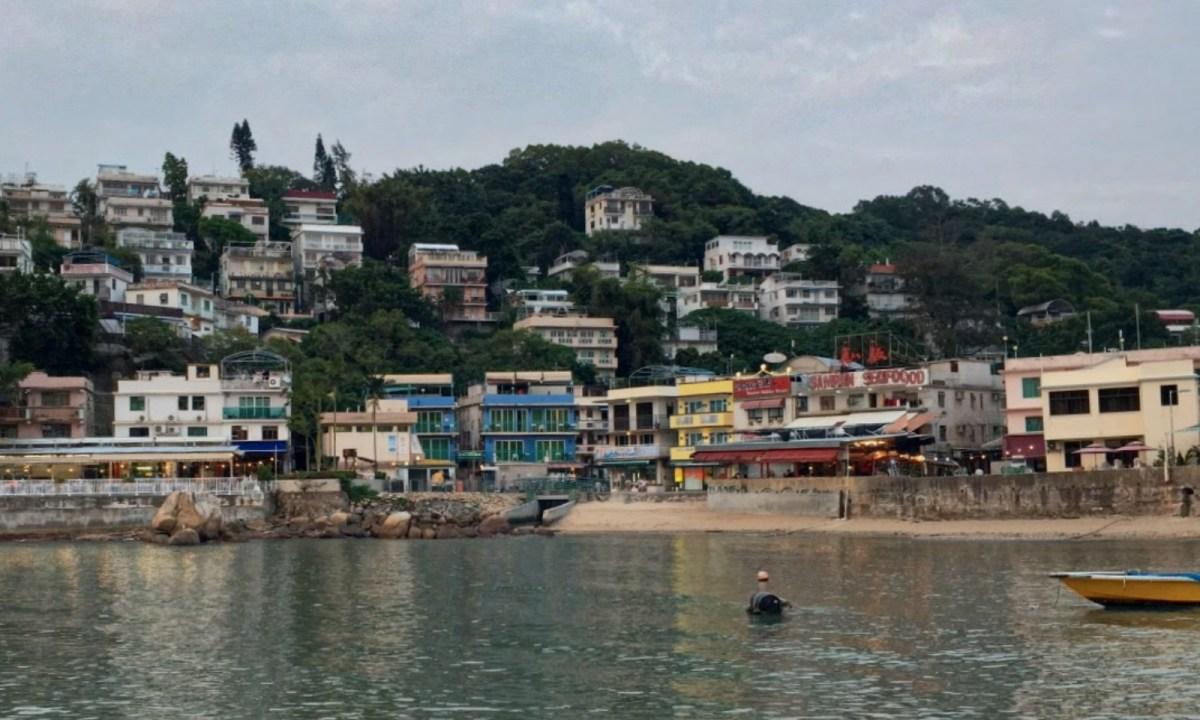 Lamma Island, Hong Kong Photo: Google Map