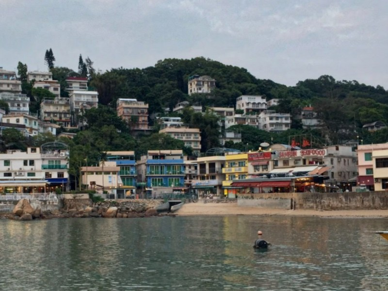 Lamma Island, Hong Kong Photo: Google Map