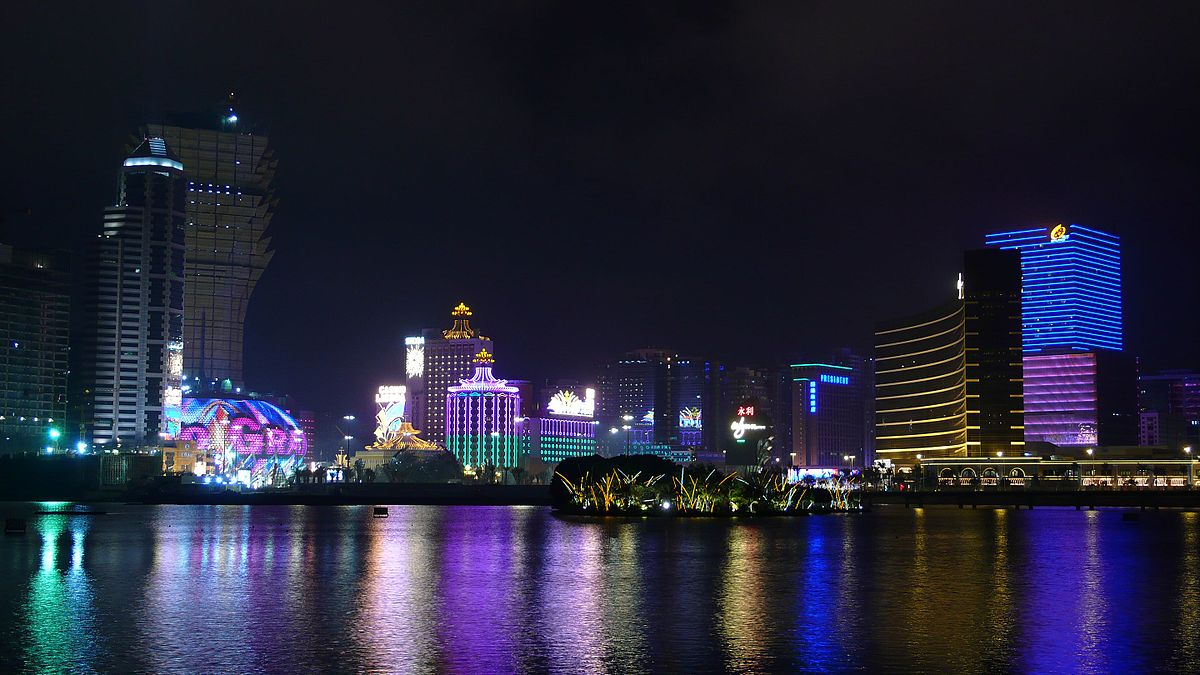 View of Macau