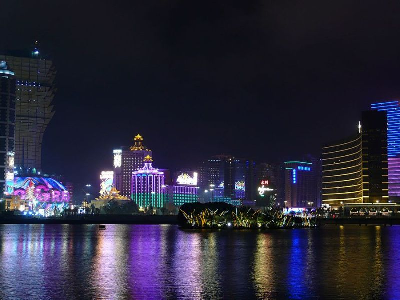 View of Macau
