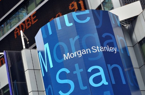 View of Morgan Stanley headquarters on June 26, 2012 in New York. Photo: AFP, Stan Honda