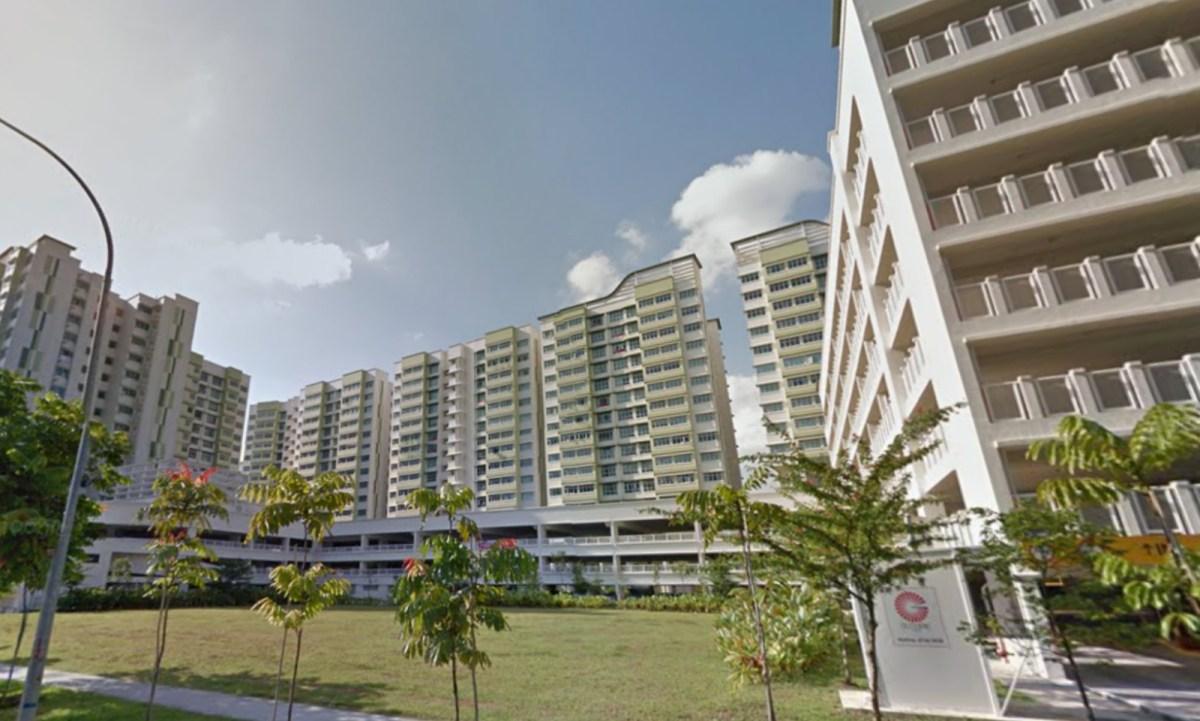 Punggol Parcvista, Sumang Link, Singapore. Photo: Google Maps